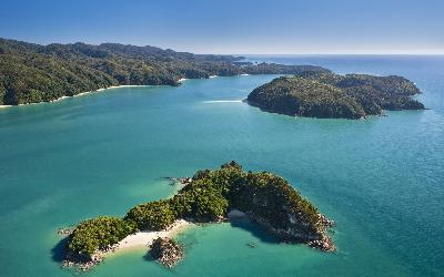 Nový Zéland | Tasman Bay