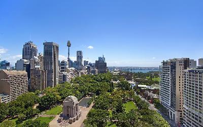 Australia | Sydney_Hyde Park