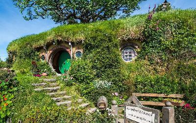Nový Zéland | Hobbiton