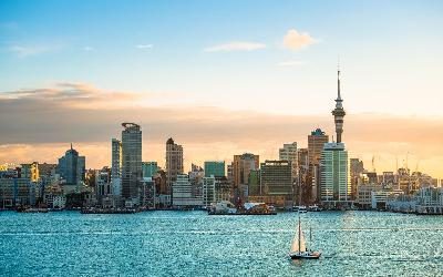 Nový Zéland   Auckland
