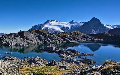 Nový Zéland | Mount Aspiring
