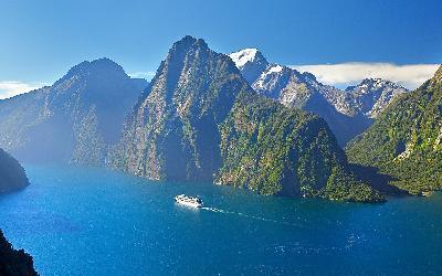 Nový Zéland | Milford Sound