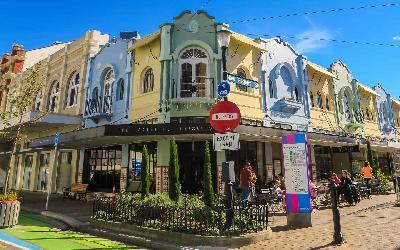 Nový Zéland | Christchurch