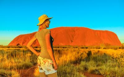 Uluru | Austrálie