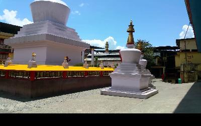 Sikkim   Gangtok_Do-Drul Chorten