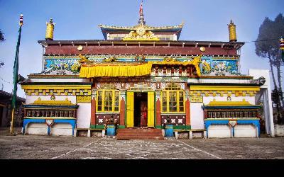Sikkim   Ghum_Monastery