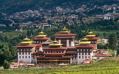 Bhután   Thimphu
