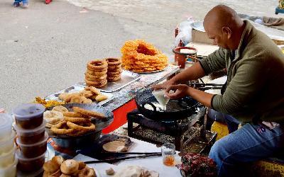Nepál   Kathmandu_Food