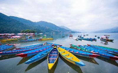 Nepál | Fewa Lake
