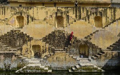 India | Jaipur_Chand Baori