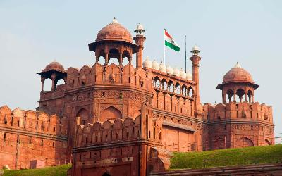 India | Dilií_Red Fort