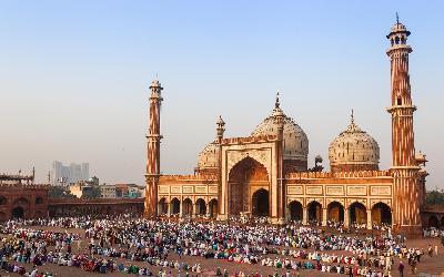 India | Dilií_Jama Masjid