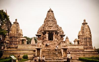 India | Khadžuráho_Lakshman Temple