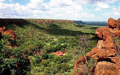 Namíbia   Waterberg
