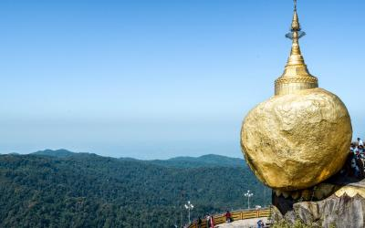 Myanmar | Kyaiktiyo