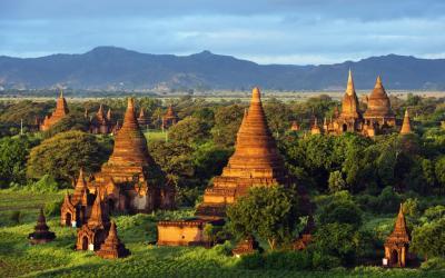 Myanmar | Bagan