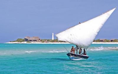 Mozambik | Loď