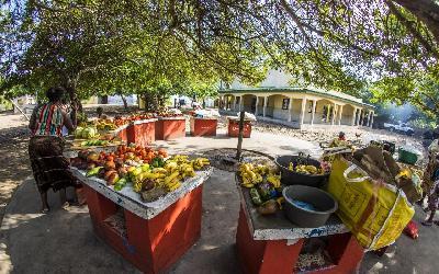 Mozambik | Market