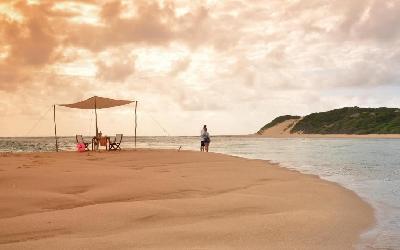 Mozambik | Machangulo Beach Resort