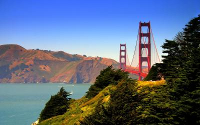 USA | San Francisco | Golden Gate Bridge