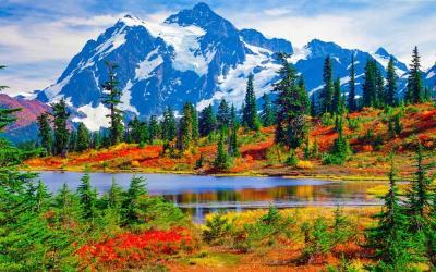 USA   North Cascades NP