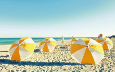 USA | Pláže u Mexického zálivu
