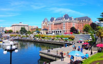Kanada | Victoria