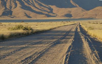 Namibie | nedaleko Sesriem