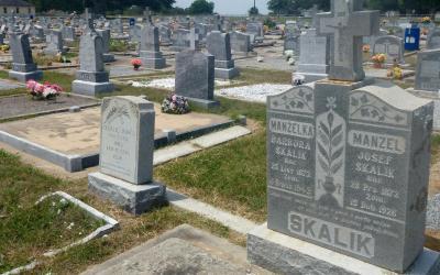 USA   Texas - Praha český hřbitov