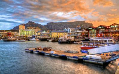 JAR | Cape Town - V&A Warf