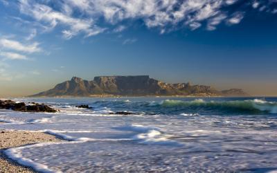 JAR | Cape Town - Stolová hora