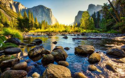 Yosemite NP - Half Dome