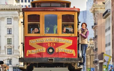 USA | San Francisco - Cable Car
