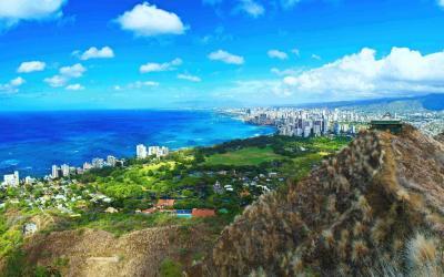 Oahu - Waikiki Beach