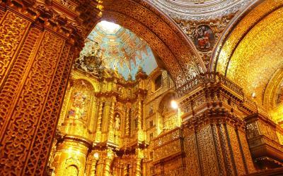 EKV_A Quito 02_Iglesia La Compania