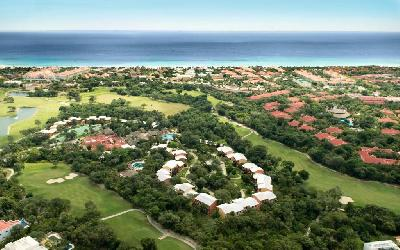 RIU Lupita Aerial View