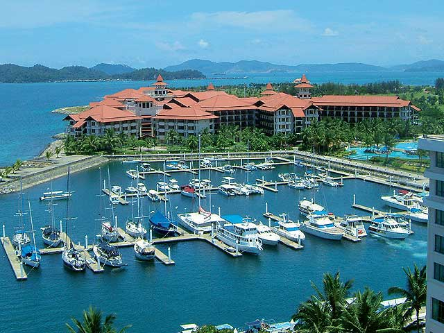 sutera_harboour_2 - Sutera Harbour Resort *****, Borneo