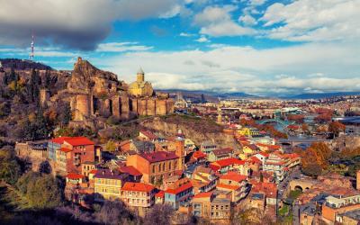 Tbilisi   Gruzie