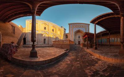UNESCO | Chiva  | Uzbekistán