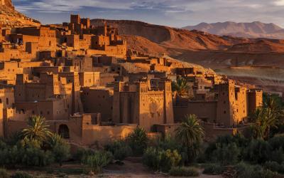Kasba Ait Ben Haddou | UNESCO | Maroko