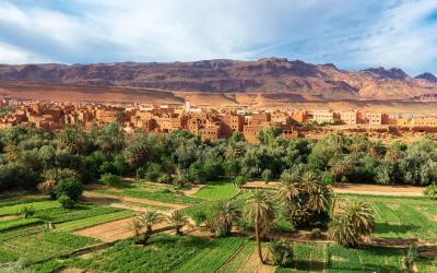 Tinerhir, pohádková oáza a město v poušti | Maroko