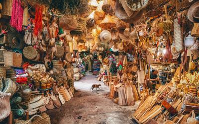 atvosféra Marrakech | Maroko