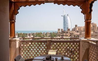 One Bedroom Ocean Suite View