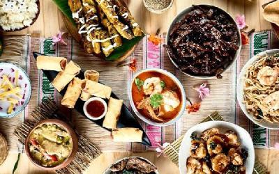 Pai Thai Restaurant Dishes