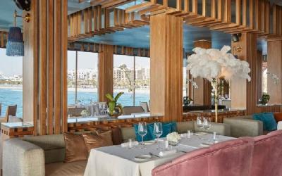 Pierchic Restaurant Interior