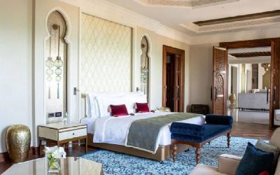 Three Bedroom Royal Suite