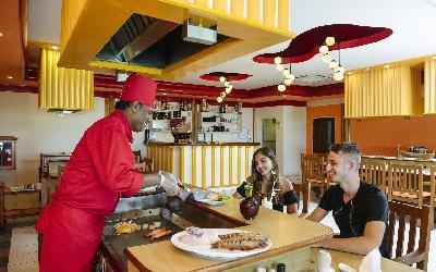 Fukuya Teppanyaki Japanese Restaurant