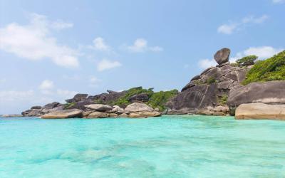 Similandské ostrovy