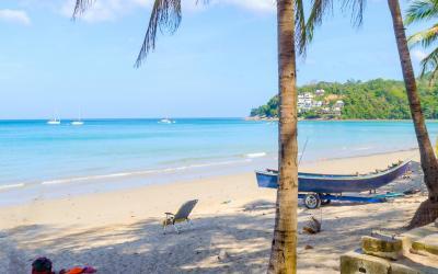 Phuket pláž 1