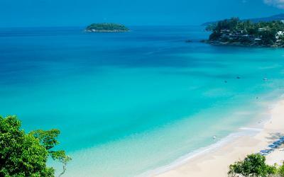pláž Phuket 3